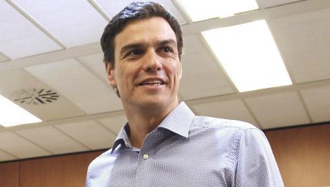 Pedro Sánchez se reúne este jueves en Madrid con Roberto Jiménez