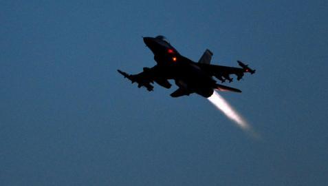 Al menos 62 yihadistas muertos en un bombardeo cerca de Mosul