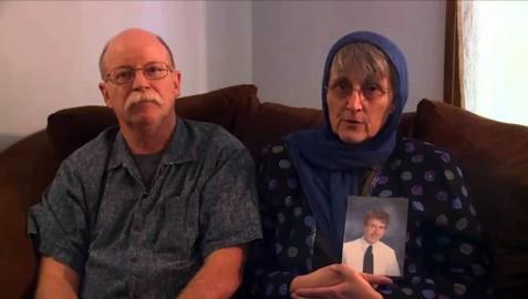 Los padres de Peter Kassig piden