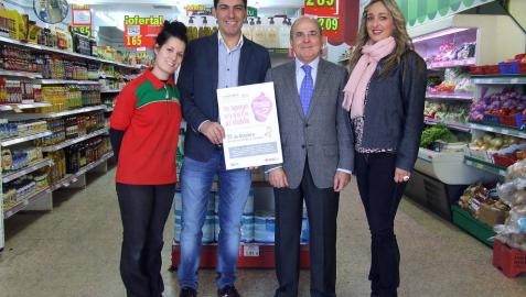 Una campaña recauda 700 euros para la lucha contra el cáncer