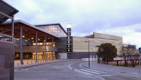 El centro comercial Itaroa celebra este sábado su décimo aniversario