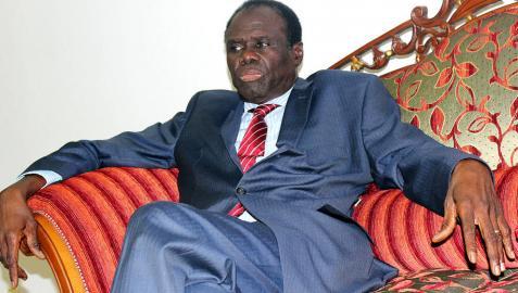 Michael Kafando, elegido presidente de la transición en Burkina Faso