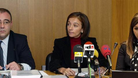 La juez imputa a Josetxo Andía, Carolina Potau y Estefanía Clavero