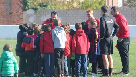 Jornadas de puertas abiertas para los más pequeños en Cortes