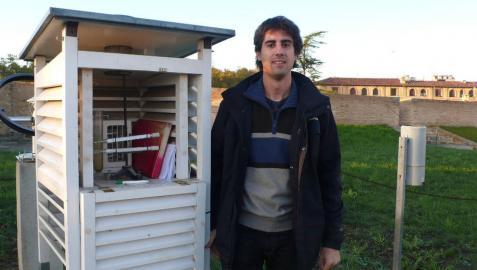 Una conferencia de meteorología, el jueves en Civivox Mendillorri