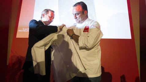 Navarra no consigue sumar más estrellas Michelin en esta edición