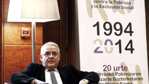 Más de trece millones de personas están en riesgo de pobreza en España