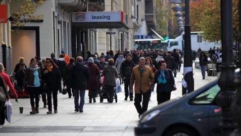 El paro, la corrupción y la crisis, las mayores preocupaciones de los ciudadanos navarros