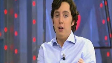 Francisco Nicolás se defiende en televisión