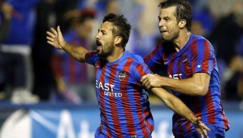 El Levante bloqueó al Valencia y se llevó el derbi