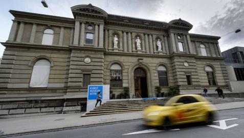 El tesoro de Cornelius Gurlitt viaja a un museo de Suiza
