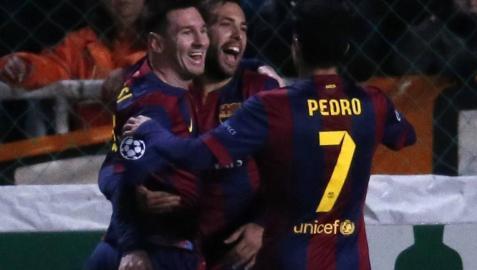 Messi, máximo goleador histórico de la Liga de Campeones