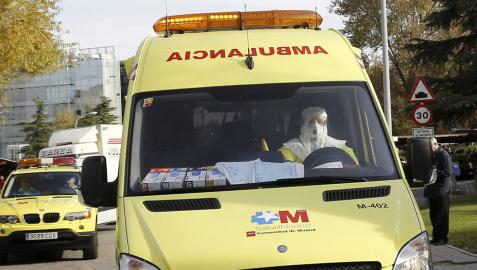 La cooperante navarra trasladada a España sigue sin síntomas de ébola