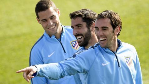 El Atlético de Madrid, a una victoria de octavos