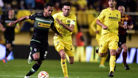El Villarreal se deja empatar dos veces por el Borussia MG