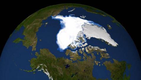 Hace 4 millones de años no había hielo en el Polo Norte