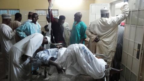81 muertos por el atentado contra una mezquita de Kano