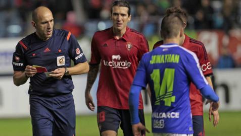 Vujadinovic, contra el Alavés