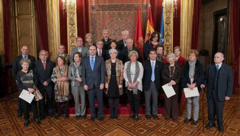 El Gobierno agradece las donaciones recibidas para archivos y museos