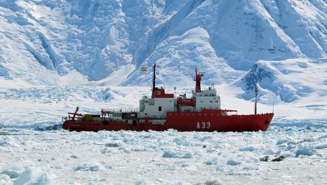 La NASA estudia por qué el hielo Antártico crece en su extensión