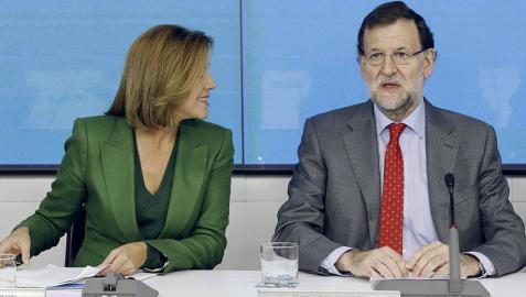 Rajoy admite por primera vez que la corrupción ha hecho