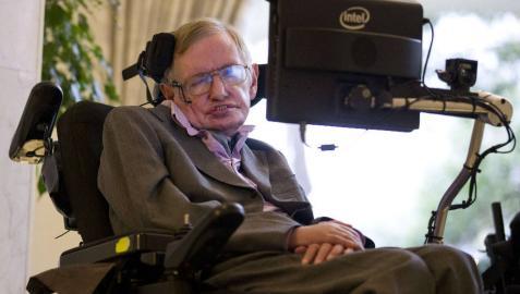 Stephen Hawking actualiza su sistema para comunicarse