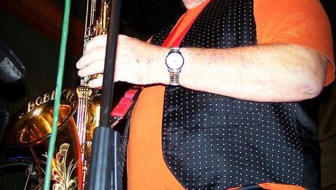 Muere Bobby Keys, saxofonista de los Rolling Stones