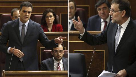 Rajoy a Sánchez: