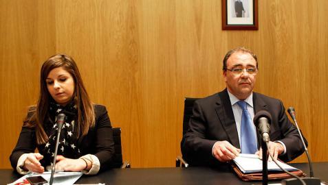 Tres ex altos cargos de UPN en Egüés declaran como imputados hoy