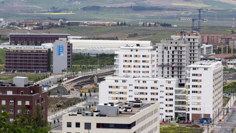Navarra planea sacar pisos de alquiler barato para jóvenes