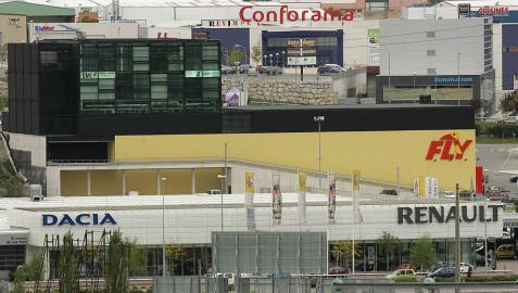 Ikea abrirá en el parque comercial Galaria un punto de entrega