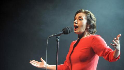 Luz Casal conquista Marruecos