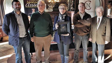 El día de la tostada de Arróniz se convierte en fiesta de interés turístico