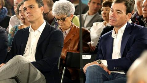 Pedro Sánchez destituye a Tomás Gómez y crea una gestora en el PSM