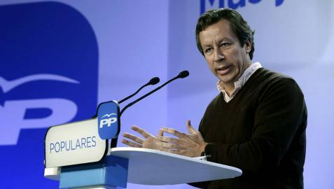Floriano insinúa que el dinero de Monedero ha financiado a Podemos