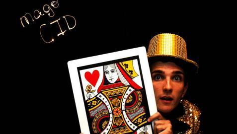 El 'show' del mago Cid Peña, este sábado a las 18 horas en Civican
