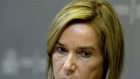 Ana Mato dimite tras conversar con el presidente del Gobierno