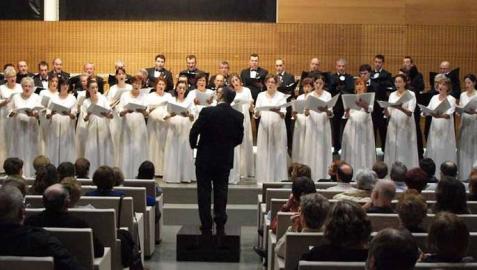 Concierto del Orfeón Pamplonés este viernes en Civican