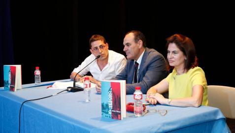 Jesús Nieva Ozcoz presenta 'El tesoro de  la ciudad perdida'