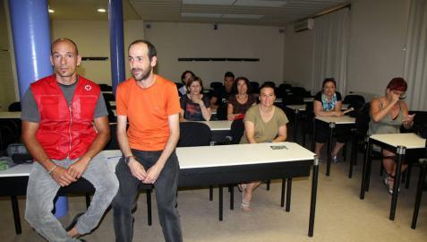Conferencia en Tudela sobre el terremoto de Nepal