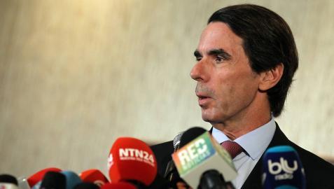 González se suma a Aznar para denunciar la situación en Venezuela
