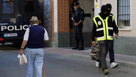 Detenidos en Madrid y Marruecos 14 colaboradores del Estado Islámico