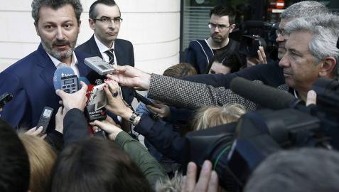 Santiago Cervera, absuelto del chantaje al expresidente de CAN