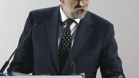 Mariano Rajoy se postula como el defensor de las clases medias
