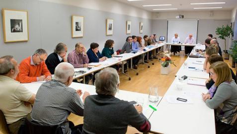 El Consejo Escolar de Navarra aboga por fomentar la participación de los diferentes sectores sociales