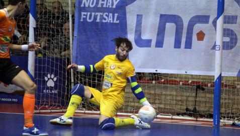 Molina amplía su contrato con Aspil-Vidal hasta 2017