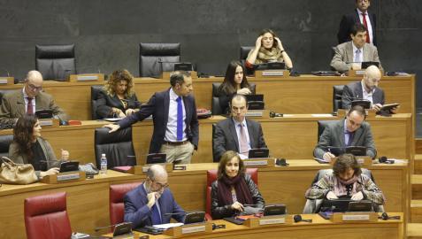 Rechazadas las enmiendas a los Presupuestos, que siguen su trámite