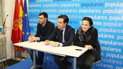 Cristina Sanz reclama al Gobierno de Navarra