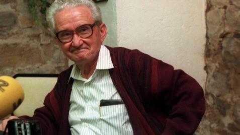 La familia de Jimeno Jurío recoge este jueves la Medalla de Oro de Navarra