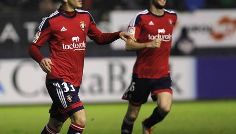 Osasuna-Llagostera (3-0)